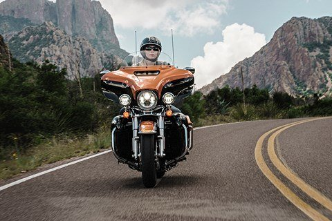 2016 Harley-Davidson Ultra Limited Low in Knoxville, Tennessee