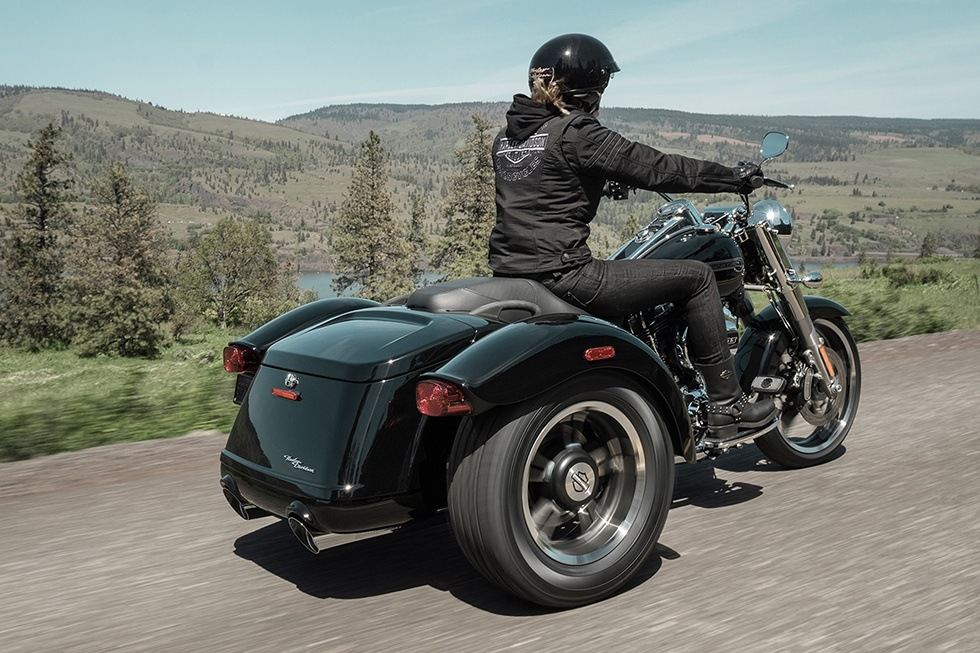 2016 Harley-Davidson Freewheeler™ in South San Francisco, California