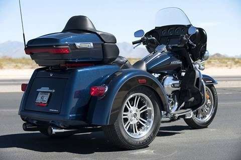 2016 Harley-Davidson Tri Glide&#174 Ultra in Milwaukee, Wisconsin