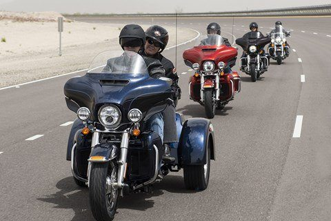 2016 Harley-Davidson Tri Glide® Ultra in South San Francisco, California