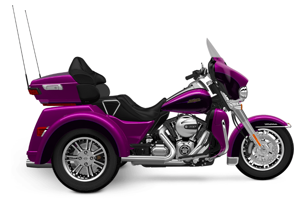 2016 Harley Davidson Tri Glide Ultra Confidence And: New 2016 Harley-Davidson Tri Glide® Ultra Trikes In