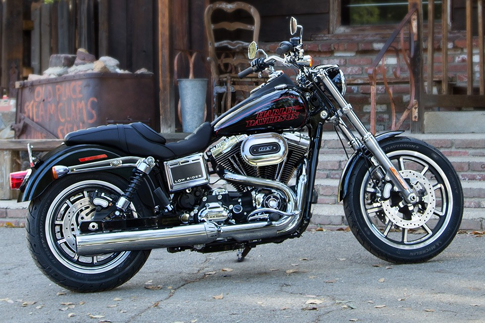 2017 Harley-Davidson Low Rider® in Knoxville, Tennessee