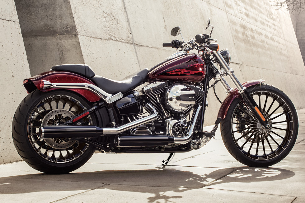2017 Harley-Davidson Breakout® in Knoxville, Tennessee