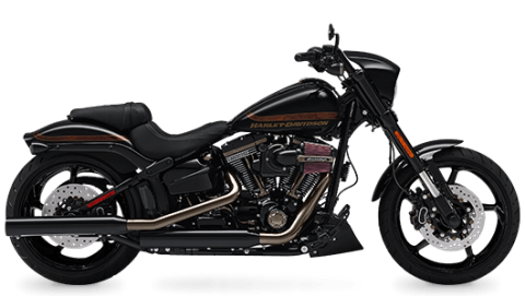 2017 Harley-Davidson CVO™ Pro Street Breakout® in Manchester, New Hampshire