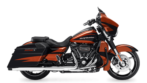 2017 Harley-Davidson CVO™ Street Glide® in Manchester, New Hampshire