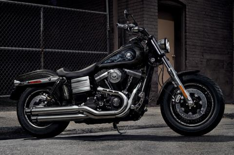 2017 Harley-Davidson Fat Bob in Knoxville, Tennessee