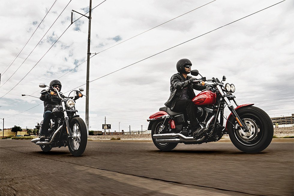 2017 Harley-Davidson Fat Bob in Broadalbin, New York