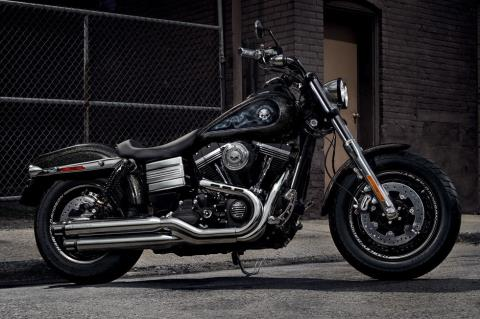 2017 Harley-Davidson Fat Bob in South San Francisco, California