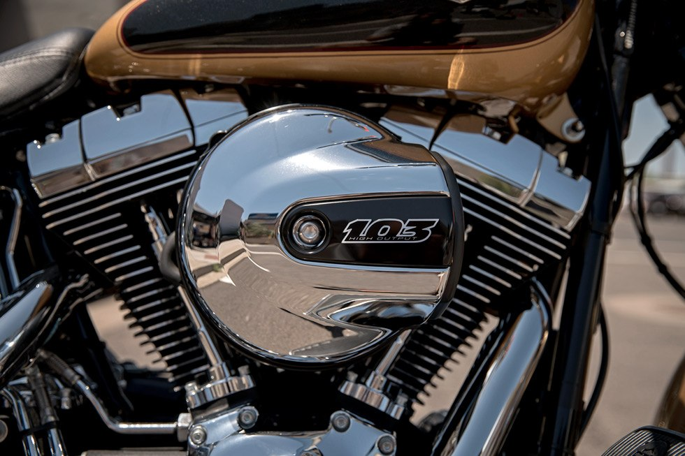 2017 Harley-Davidson Fat Boy® in Milwaukee, Wisconsin