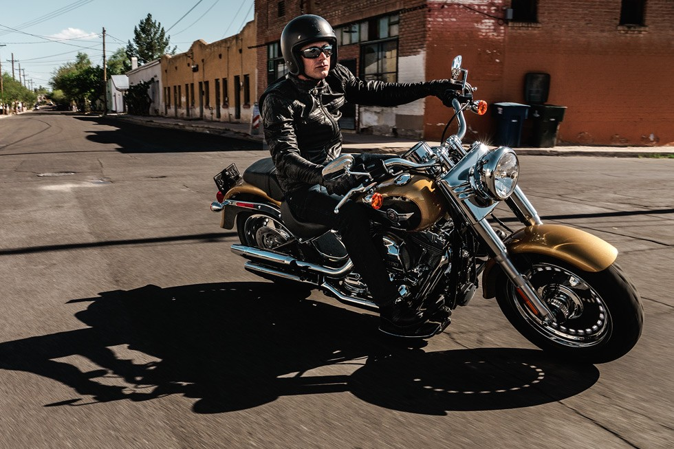 2017 Harley-Davidson Fat Boy® in Davenport, Iowa