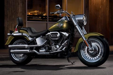 2017 Harley-Davidson Fat Boy® in South San Francisco, California