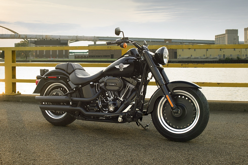 2017 Harley-Davidson Fat Boy® S in Milwaukee, Wisconsin