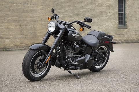 2017 Harley-Davidson Fat Boy® S in Davenport, Iowa