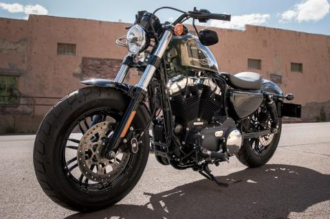 2017 Harley-Davidson Forty-Eight in South San Francisco, California
