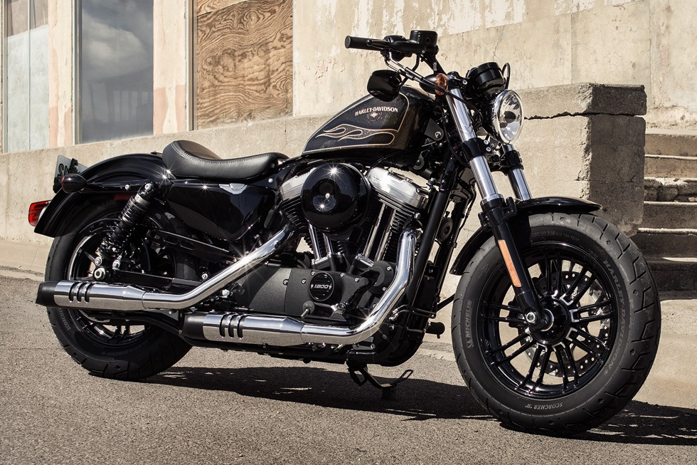 2017 Harley-Davidson Forty-Eight in Milwaukee, Wisconsin