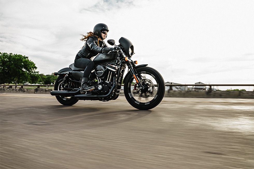 2017 Harley-Davidson Iron 883™ in South San Francisco, California