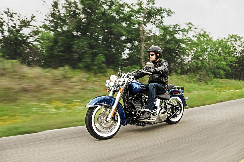 2017 Harley-Davidson Softail® Deluxe in Knoxville, Tennessee