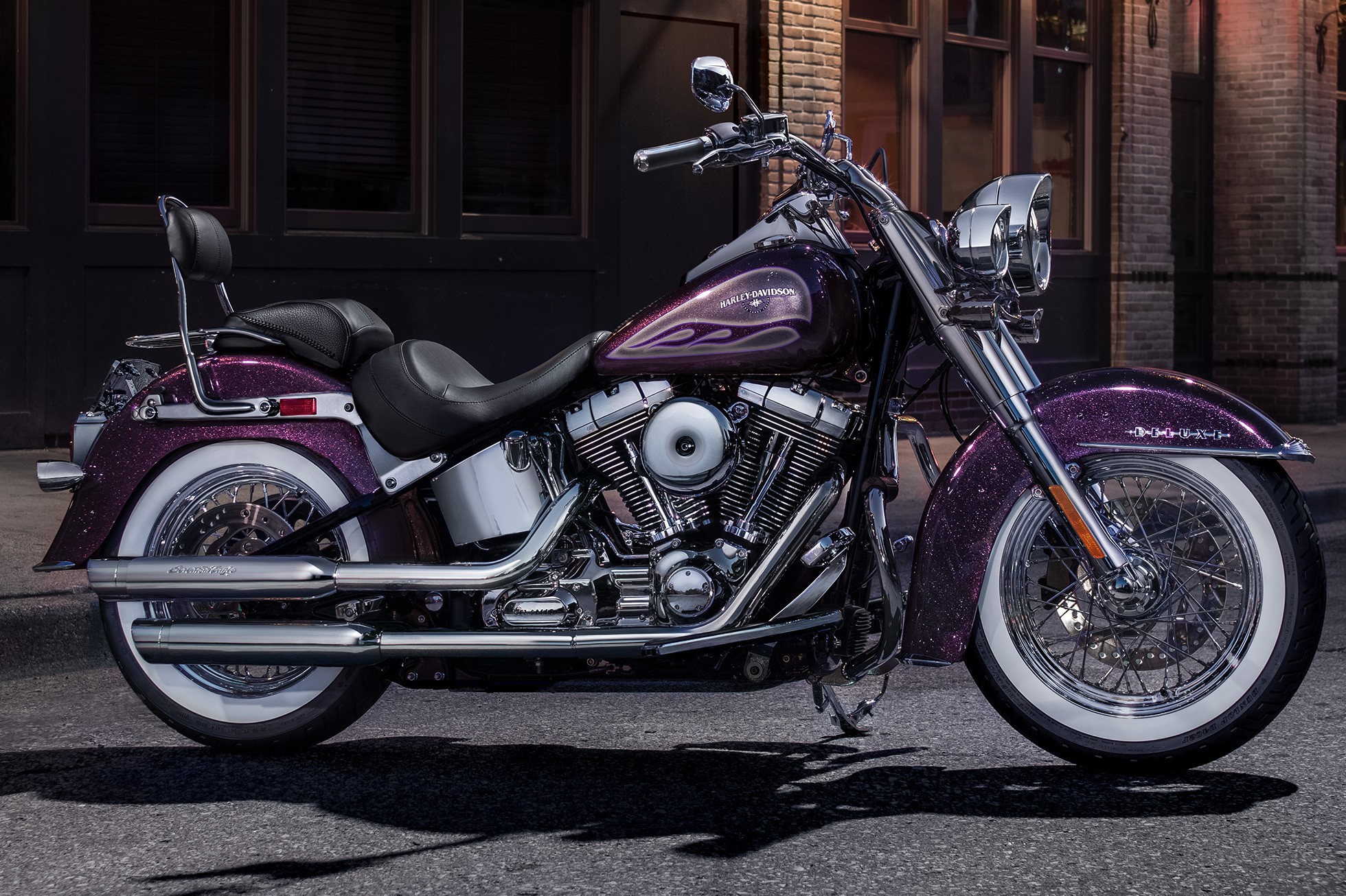 2017 Harley-Davidson Softail® Deluxe in South San Francisco, California