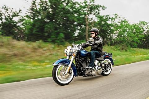 2017 Harley-Davidson Softail® Deluxe in Southaven, Mississippi