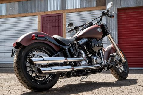 2017 Harley-Davidson Softail Slim® in South San Francisco, California