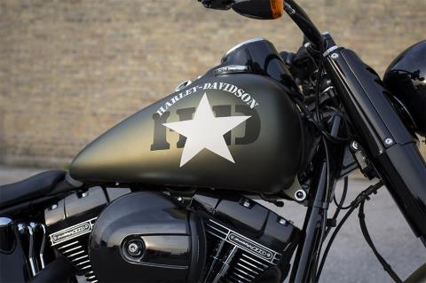 2017 Harley-Davidson Softail Slim® S in Milwaukee, Wisconsin