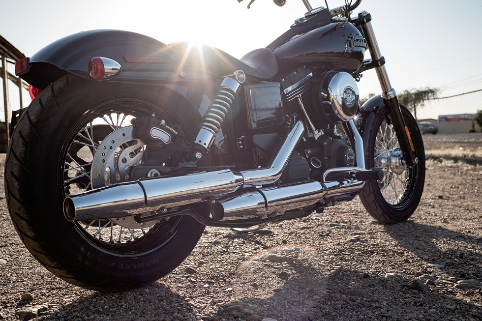 2017 Harley-Davidson Street Bob® in South San Francisco, California