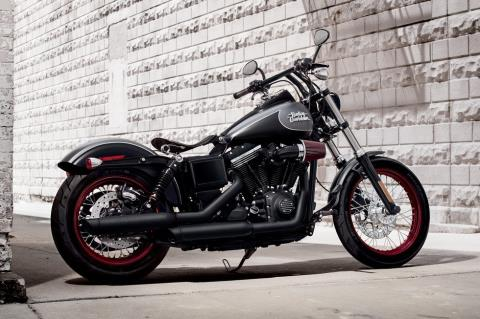 2017 Harley-Davidson Street Bob® in Milwaukee, Wisconsin