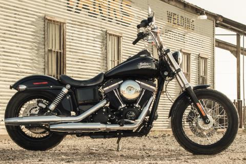 2017 Harley-Davidson Street Bob® in Knoxville, Tennessee