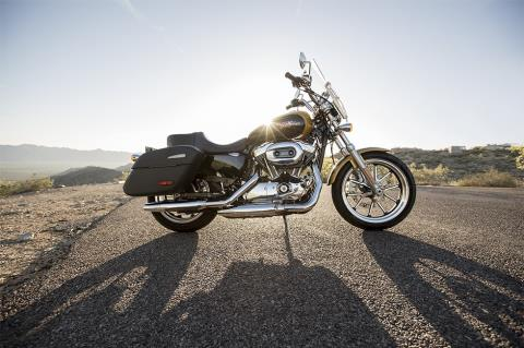 2017 Harley-Davidson Superlow 1200T in South San Francisco, California