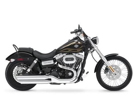 2017 Harley-Davidson Wide Glide in Milwaukee, Wisconsin