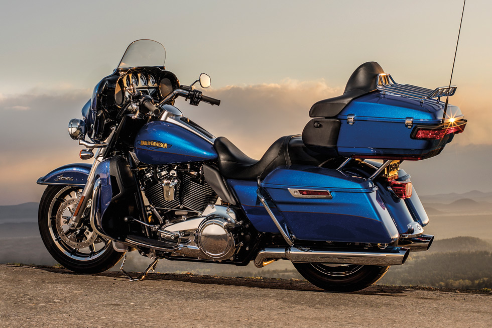 2017 Harley-Davidson Ultra Limited Low in South San Francisco, California