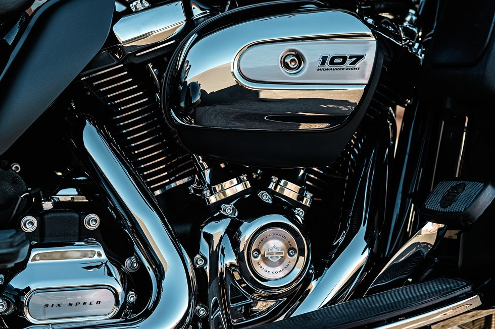 2017 Harley-Davidson Tri Glide® Ultra in Knoxville, Tennessee
