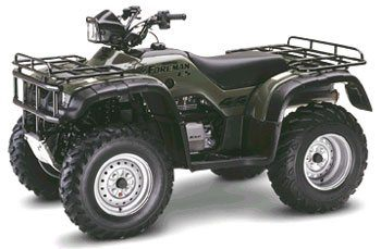 2003 Honda FourTrax® Foreman® ES in Marshall, Texas