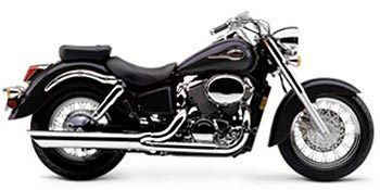 2003 Honda Shadow ACE 750 Deluxe in Pierceton, Indiana