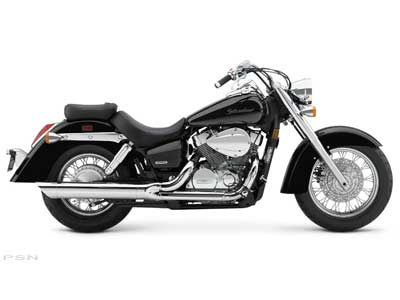 2006 Honda Shadow Aero® in Greensburg, Pennsylvania