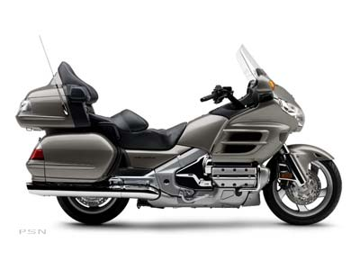 2006 Gold Wing Audio / Comfort