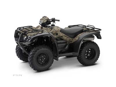 2007 FourTrax Foreman Rubicon GPScape