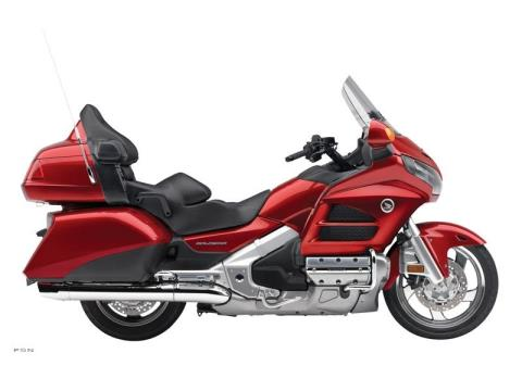 2013 Honda Gold Wing® Navi XM in Fontana, California