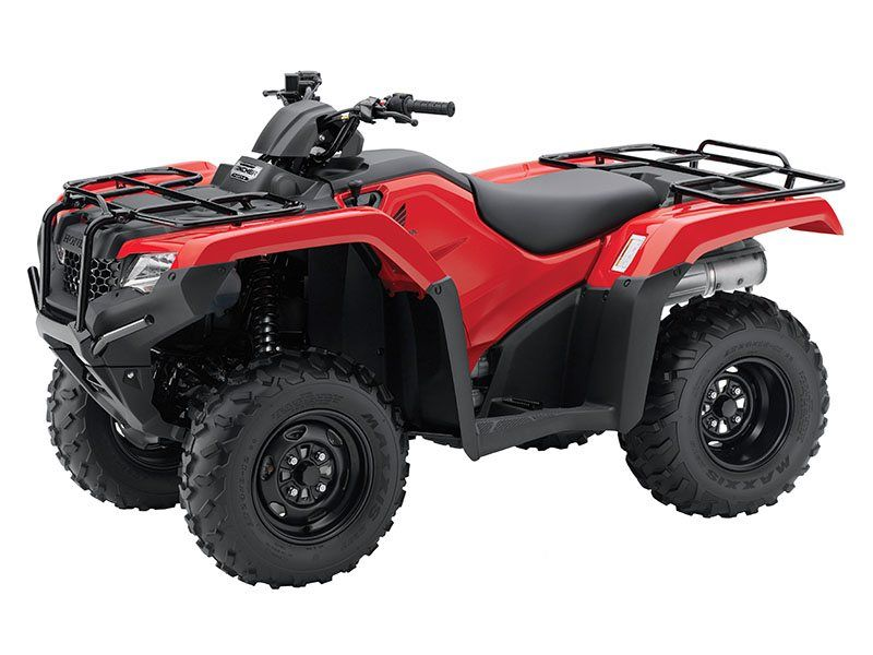 2014 FourTrax Rancher 4x4 EPS
