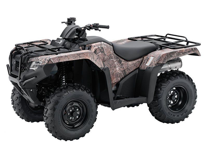2014 FourTrax Rancher 4x4 ES