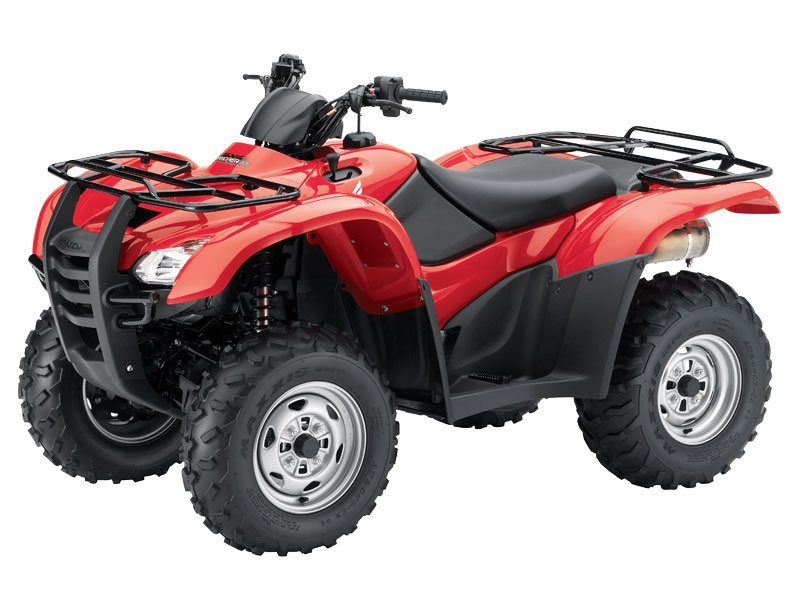2014 FourTrax Rancher AT IRS EPS