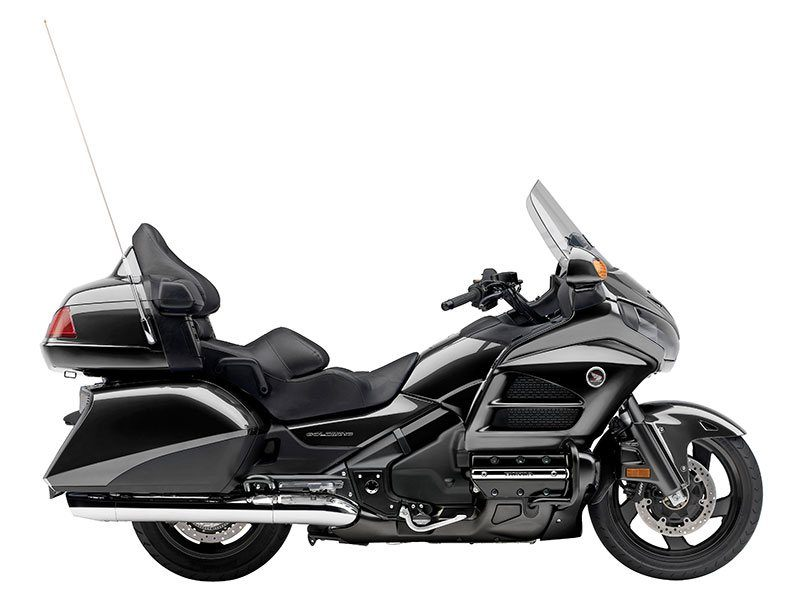 2014 Gold Wing Airbag
