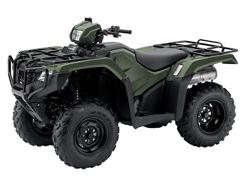 2015 Honda FourTrax® Foreman® 4x4 ES EPS in Harrisburg, Illinois