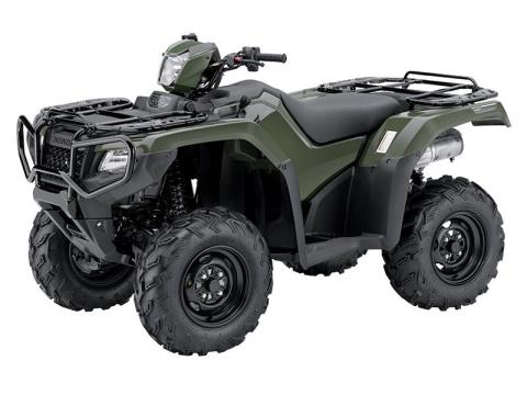 2015 Honda FourTrax® Foreman® Rubicon® 4x4 DCT in Amherst, Ohio