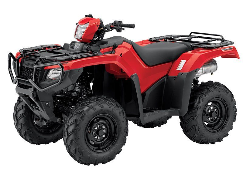 2015 FourTrax Foreman Rubicon 4x4 DCT EPS