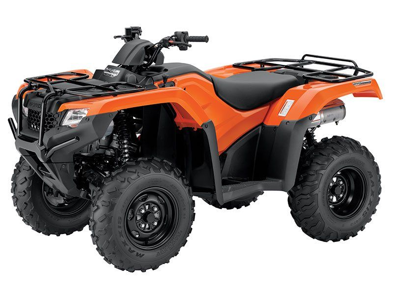 2015 FourTrax Rancher 4x4 DCT IRS