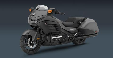 2015 Honda Gold Wing F6B® in Greenwood Village, Colorado
