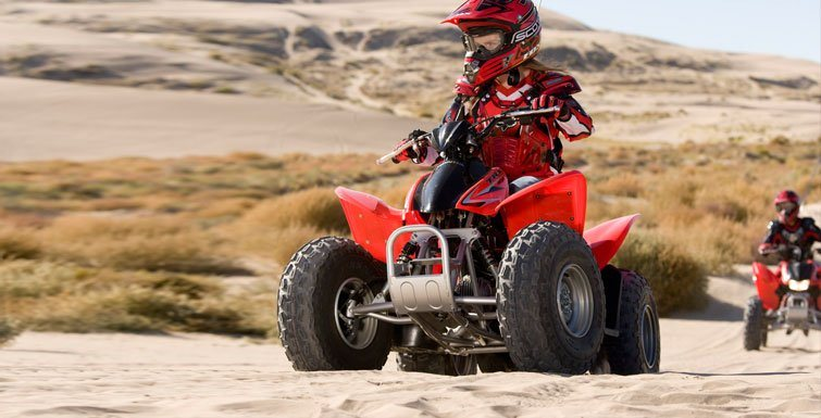 2016 Honda TRX®90X in Fontana, California