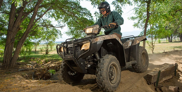 2016 Honda FourTrax® Foreman® 4x4 ES in Greenwood Village, Colorado