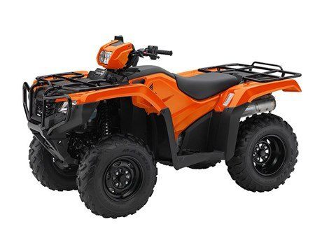 2016 Honda FourTrax® Foreman® 4x4 ES in Olive Branch, Mississippi